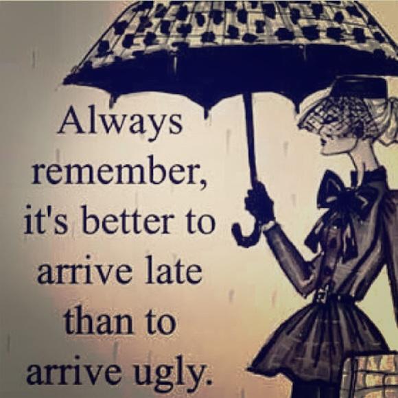 Good things take time :)